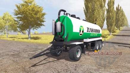 Zunhammer manure transporter v1.1 pour Farming Simulator 2013