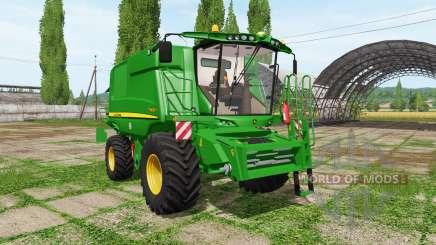 John Deere T660i v2.0 pour Farming Simulator 2017
