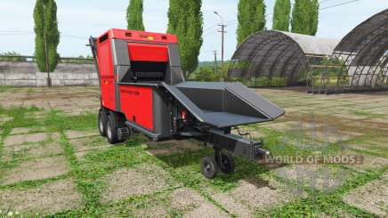 FSI Power-Tech super forest pour Farming Simulator 2017