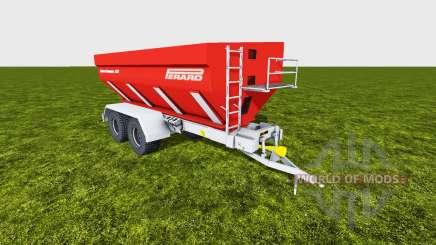 Perard Interbenne 25 v2.6 pour Farming Simulator 2013