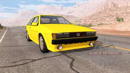 Volkswagen Scirocco GT pour BeamNG Drive