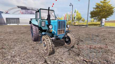 Belarus MTZ 80 v2.0 pour Farming Simulator 2013