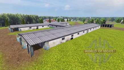 Ukrainischen Kolchos für Farming Simulator 2013