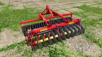Brix TwinnPack pour Farming Simulator 2017