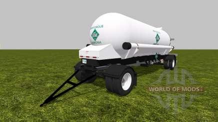 Tank manure pour Farming Simulator 2013