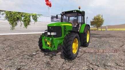 John Deere 6620 v2.0 für Farming Simulator 2013