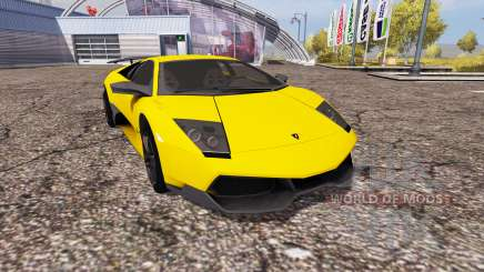 Lamborghini Murcielago LP 670-4 SuperVeloce pour Farming Simulator 2013