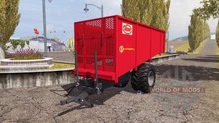 Vicon T-Rex Shuttle v1.1 für Farming Simulator 2013