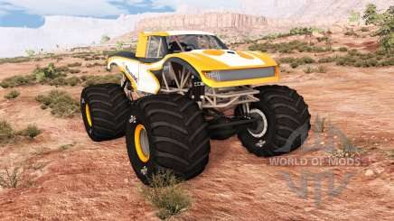 CRD Monster Truck v1.09 pour BeamNG Drive