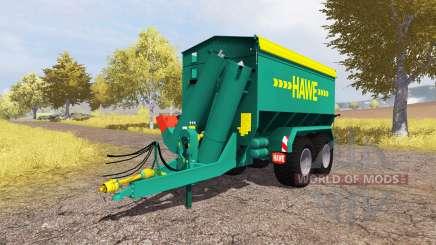 Hawe ULW 2500 T v3.1 für Farming Simulator 2013
