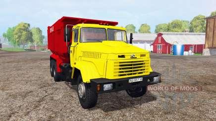 Kraz 65055 pour Farming Simulator 2015