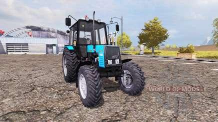 Belarussische MTZ 1025.2 für Farming Simulator 2013