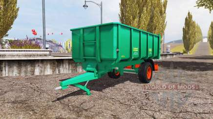 Aguas-Tenias AT v2.0 für Farming Simulator 2013