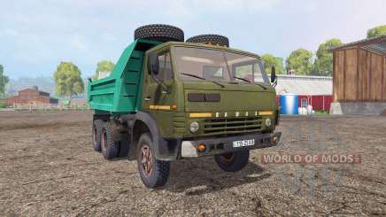 KamAZ 5511 für Farming Simulator 2015