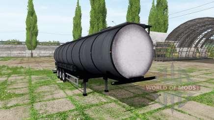 Fuel trailer pour Farming Simulator 2017