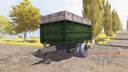 Tipper trailer v2.0 für Farming Simulator 2013