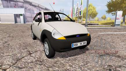 Ford Ka pour Farming Simulator 2013