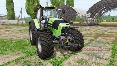 Deutz-Fahr Agrotron 7230 TTV v5.4.1 pour Farming Simulator 2017