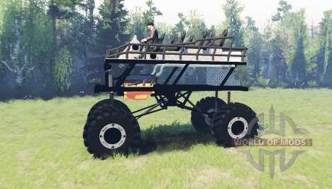 Swampbuggy v2.0 pour Spin Tires
