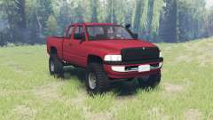 Dodge Ram 2500 Club Cab 2000