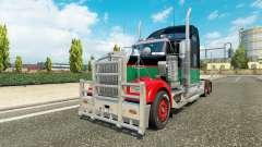 Kenworth W900 v1.3 für Euro Truck Simulator 2
