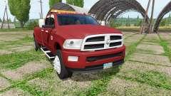 Dodge Ram 3500 4x4 pour Farming Simulator 2017