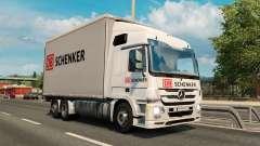 Tandem truck traffic v1.1