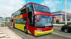 Bus traffic v1.3.1 für Euro Truck Simulator 2
