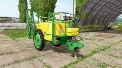 UNIA Pilmet Rex 2518 pour Farming Simulator 2017