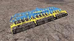 New Holland cultivator pour Farming Simulator 2013