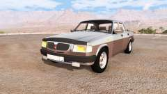 GAZ Volga 3110 v1.1 pour BeamNG Drive