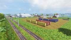 Big country v1.1 pour Farming Simulator 2013