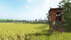 Holzhausen v1.3 pour Farming Simulator 2017