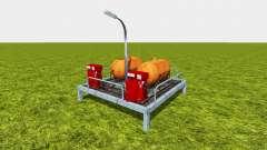 Tanker station v1.15 für Farming Simulator 2015