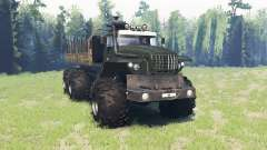 Ural-4320 Polarforscher