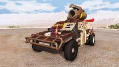 Ibishu Covet Mad Max v0.3.1 pour BeamNG Drive