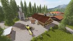 Neustadt v1.3 für Farming Simulator 2017