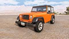 Ibishu Hopper diesel powered v1.21 für BeamNG Drive