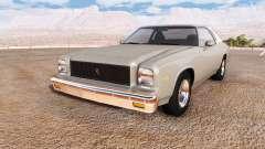 Bruckell Moonhawk facelift v1.3 für BeamNG Drive