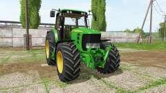 John Deere 7430 Premium v2.0 für Farming Simulator 2017