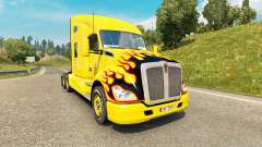 Kenworth T680 v1.4 pour Euro Truck Simulator 2