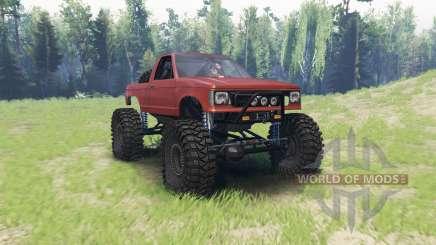 Nix Super-10 für Spin Tires
