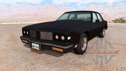 Oldsmobile Delta 88 Royale Brougham v1.5 pour BeamNG Drive