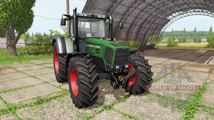 Fendt Favorit 822 v3.1 pour Farming Simulator 2017