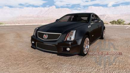 Cadillac CTS-V für BeamNG Drive