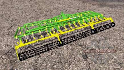 John Deere cultivator pour Farming Simulator 2013