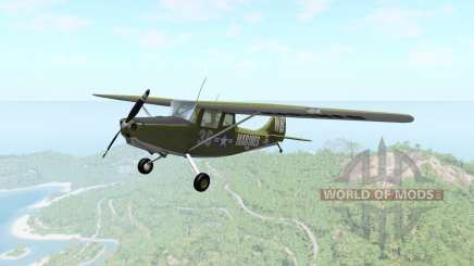 Cessna L19 v1.1 pour BeamNG Drive