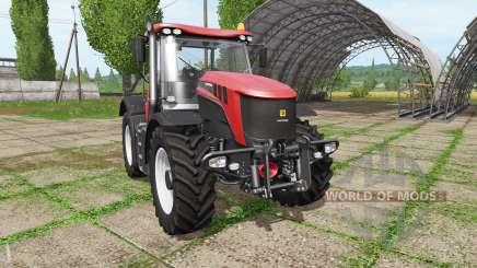 JCB Fastrac 3200 Xtra chip tuned pour Farming Simulator 2017
