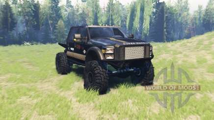 Ford F-450 TrophyStorm pour Spin Tires