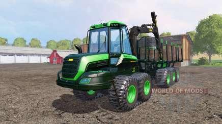 PONSSE Buffalo 10x10 pour Farming Simulator 2015